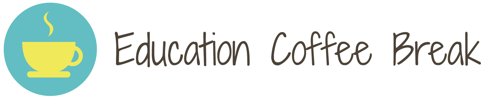 education coffee break logo