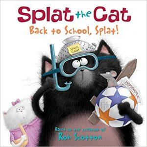 1st Week of School Books