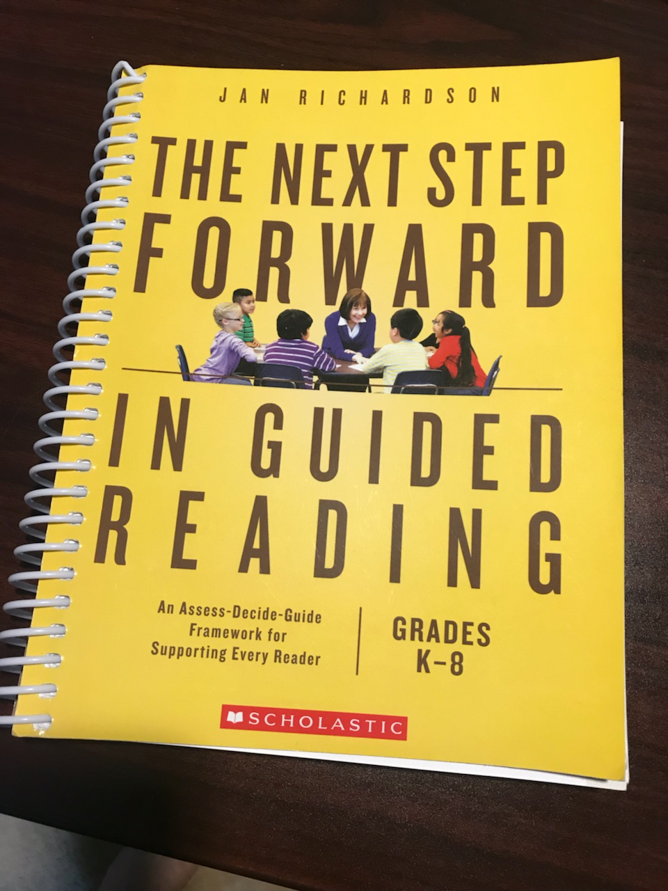 guided reading book